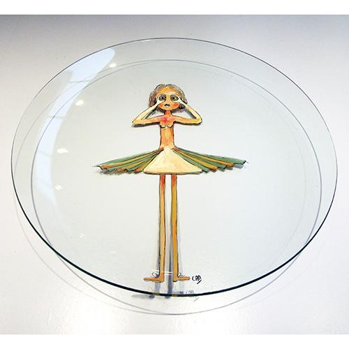 Luxe relatiegeschenken van Artihove - Geschenk Ogend meisje - 018910MGL kopen van Artihove | Relatiegeschenken - 018910MGL