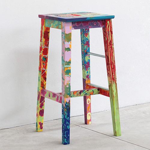 Luxe relatiegeschenken van Artihove - Geschenk Multicolour chair - 019120MDEC kopen van Artihove |  - 019120MDEC