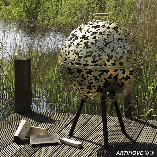 Luxe relatiegeschenken van Artihove - Geschenk Vuurkorf fuego - 019162MDEC kopen van Artihove | Nieuwe Producten - 019162MDEC