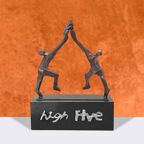 Luxe relatiegeschenken van Artihove - Geschenk High five - 019303MSLQ kopen van Artihove | Nieuwe Producten - 019303MSLQ