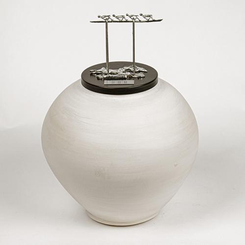 Luxe relatiegeschenken van Artihove - Geschenk Urn met vereende kracht - 019368MKP kopen van Artihove | Kunst in memoriam - 019368MKP