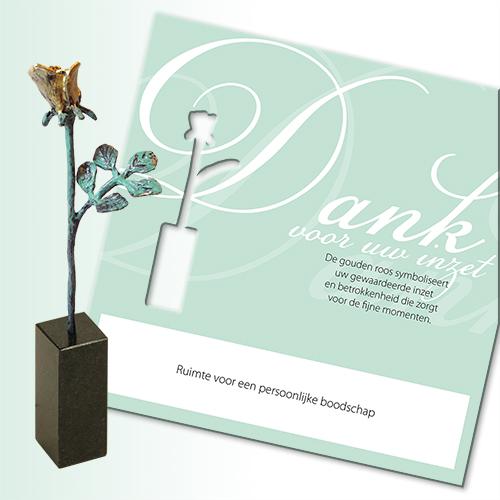 Luxe relatiegeschenken van Artihove - Geschenk Dank voor uw inzet - 019413MSL kopen van Artihove | VPRO - 019413MSL