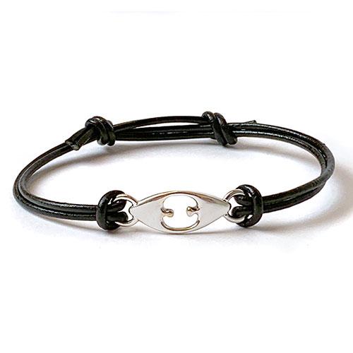 Luxe relatiegeschenken van Artihove - Armband Oog voor elkaar | Relatie Armband - 019360MZG