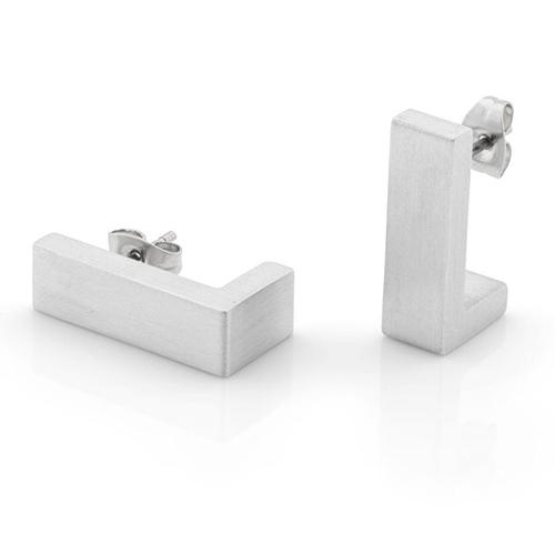 Luxe relatiegeschenken van Artihove - Geschenk Clic, oorstekers zilverkleur - CLCM001025 kopen van Artihove |  - CLCM001025