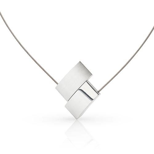 Luxe relatiegeschenken van Artihove - Geschenk Clic, collier gebogen - CLCM001046 kopen van Artihove |  - CLCM001046