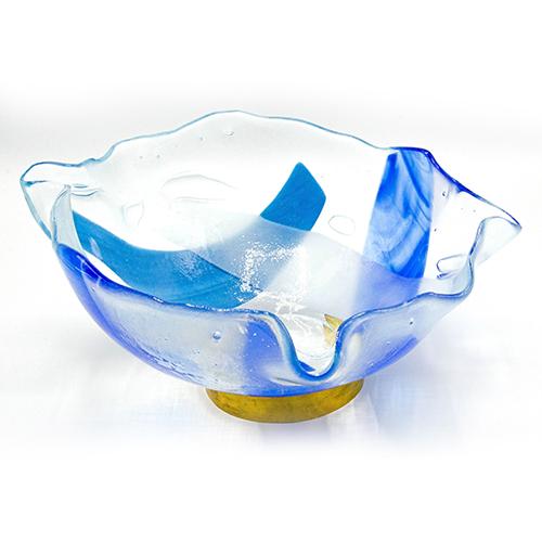 Luxe relatiegeschenken van Artihove - Geschenk Bruijn, schaal breeze - EDBM000010 kopen van Artihove    - EDBM000010