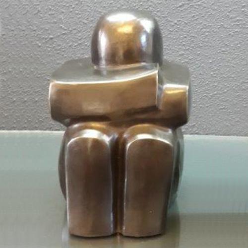 Luxe relatiegeschenken van Artihove - Geschenk Lamers, de denker groot - GIU002831 kopen van Artihove | Alle tuinbeelden - GIU002831
