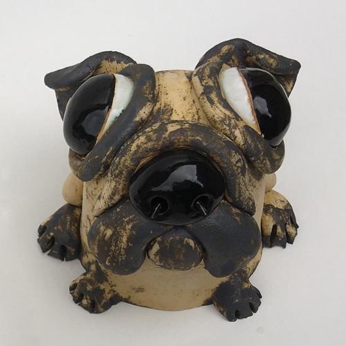 Luxe relatiegeschenken van Artihove - Geschenk Van tongeren, hondje keramiek - GVT000020 kopen van Artihove |  - GVT000020