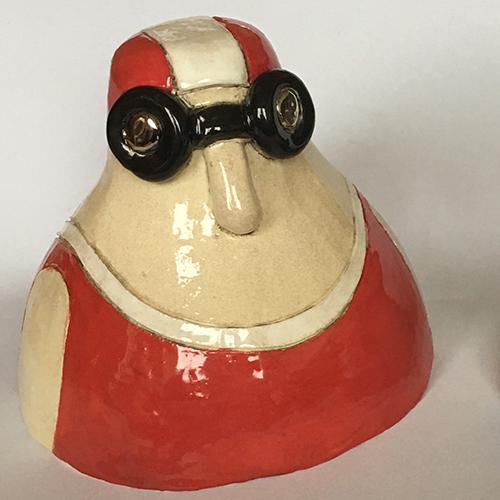 Luxe relatiegeschenken van Artihove - Geschenk Van tongeren, badman rood - GVT000022 kopen van Artihove |  - GVT000022