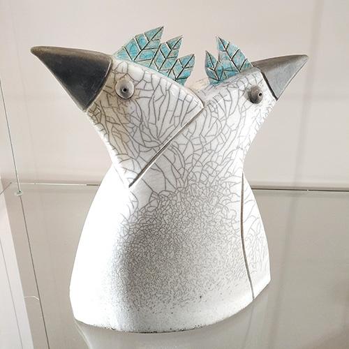 Luxe relatiegeschenken van Artihove - Geschenk Bloks, flierefluiters - HENM000805 kopen van Artihove | Keramische sculpturen - HENM000805