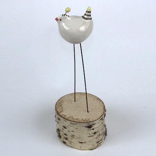 Luxe relatiegeschenken van Artihove - Geschenk Scholten, geluksvogel wit - ILSM000031 kopen van Artihove | Ongecategoriseerd - ILSM000031