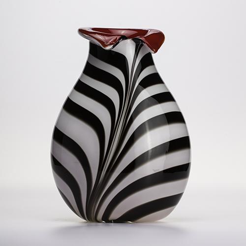 Luxe relatiegeschenken van Artihove - Geschenk Loranto, vaas zebra - LOR001006 kopen van Artihove | Relatiegeschenken - LOR001006