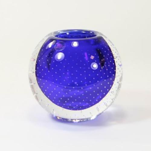 Luxe relatiegeschenken van Artihove - Geschenk Loranto, blauwe spijkervaas - LOR001033 kopen van Artihove |  - LOR001033