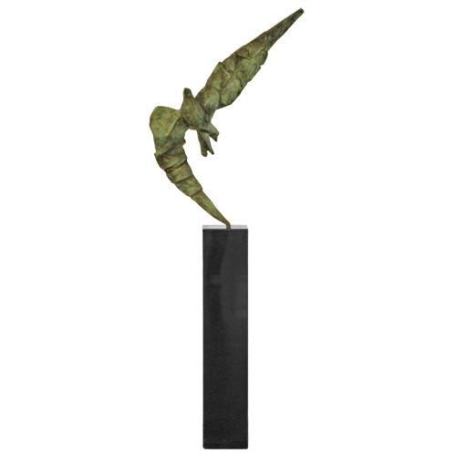 Luxe relatiegeschenken van Artihove - Geschenk Sokkel graniet 25x25x100 cm zwart - PSM25X25X100B kopen van Artihove |  - PSM25X25X100B