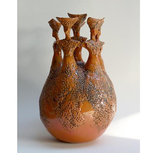 Luxe relatiegeschenken van Artihove - Geschenk Van der wel, vrouwenbol - WELM001040 kopen van Artihove | Keramische sculpturen - WELM001040