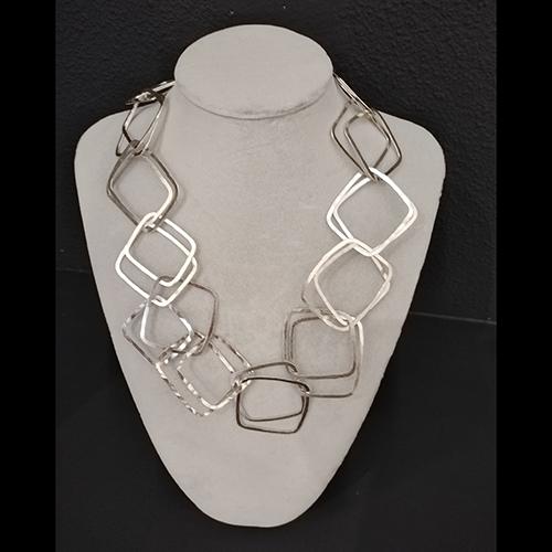 Luxe relatiegeschenken van Artihove - Geschenk Dopp, collier vierkanten - YOLM000006 kopen van Artihove    - YOLM000006